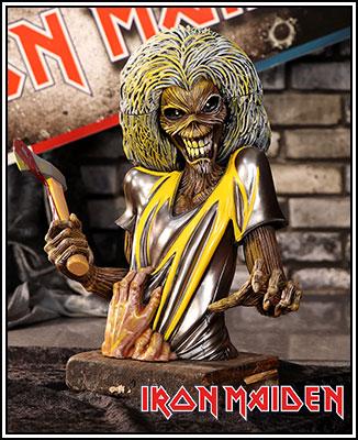Boîte à images des tueurs d'Iron Maiden