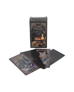 Lisa Parker Tarot Familiar Cards Gothic De retour en stock Artist Collections