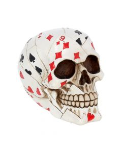 Dead Mans Hand Skull 15cm Skulls Gift Ideas Value Range