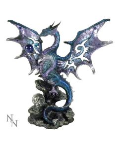 Blue Dragon Protector 20.5cm Dragons Dragons Value Range