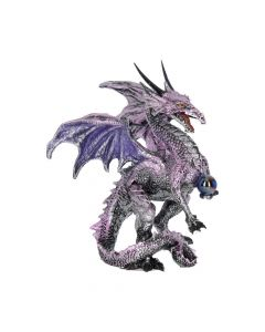 Purple Dragon Protector 14.5cm Dragons Dragons Value Range