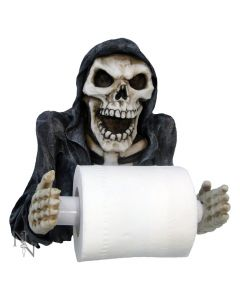 Reapers Revenge Toilet Roll Holder 26cm Reapers De retour en stock Value Range