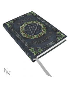 Embossed Book of Shadows Ivy 17cm Witchcraft & Wiccan Witchcraft & Wiccan Premium Range