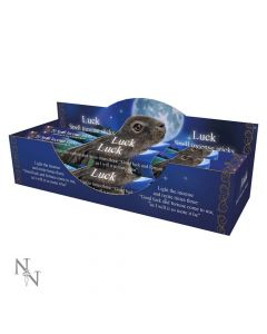 Luck Spell Sandalwood Incense Sticks (LP) 24cm Hares Hares Artist Collections
