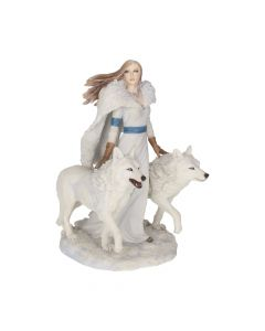 Winter Guardians 23cm (AS) Wolves Artist Collections
