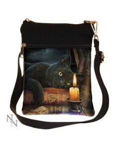 The Witching Hour (LP) Shoulder Bag 23cm Cats Lisa Parker Artist Collections