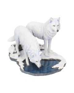 Warriors of Winter (LP) 35cm Wolves Artist Collections