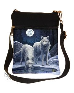Warriors Of Winter Shoulder Bag (LP) 23cm Wolves Mother's Day Artist Collections