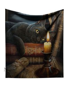 Witching Hour Throw (LP) 160cm Cats Lisa Parker Artist Collections