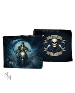 Hell Rider Wallet (JR) Bikers James Ryman Artist Collections