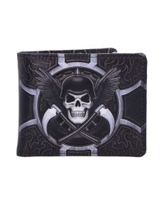 Biker Wallet (JR) Bikers James Ryman Artist Collections