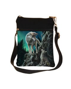 Guidance Shoulder Bag (LP) 23cm Wolves Artist Wolves Artist Collections