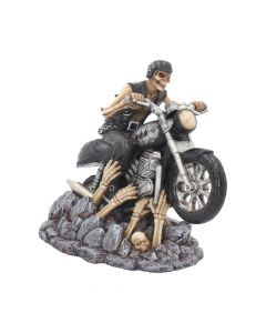 Ride out of Hell (JR) 16cm Bikers Medium Figurines Artist Collections
