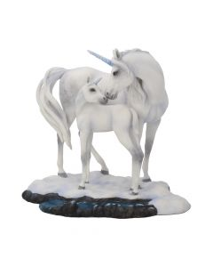 Sacred Love (LP) 21cm Unicorns Lisa Parker Figurines Artist Collections