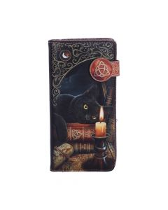 Witching Hour Embossed Purse (LP) 18.5cm Cats Stocking Fillers Artist Collections