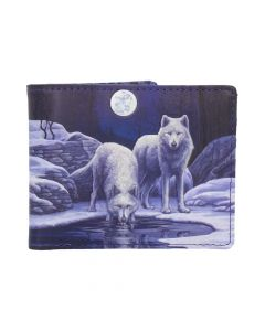 Warriors of Winter Wallet (LP) Wolves Artist Wolves Artist Collections