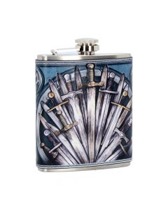 Sword Hip Flask 7oz Medieval Articles en Vente Premium Range