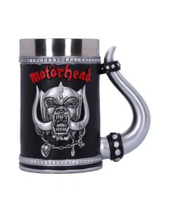 Motorhead Tankard 14.5cm Band Licenses Gift Ideas Artist Collections