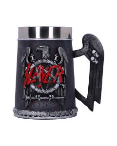 Slayer Tankard 14cm Band Licenses Gift Ideas Artist Collections