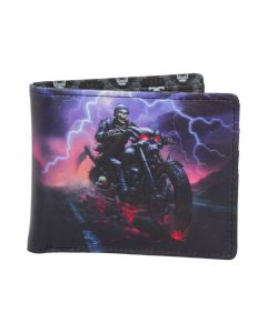 Hell on the Highway Wallet (JR) Bikers James Ryman Artist Collections