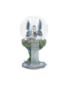 Immortal Flight (AS) Snow Globe 100mm Fairies Decorations Artist Collections