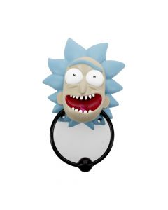 Rick Door Knocker 22cm Rick and Morty Articles en Vente Artist Collections