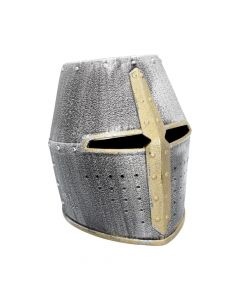 Crusader Helmet (Pack of 3) Medieval Médiéval Value Range