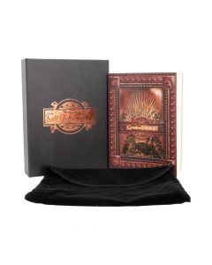 Iron Throne Journal (GOT) small Fantasy Web Offers