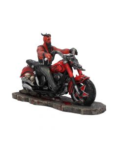 The Devil's Road 20cm (JR) Bikers Demons Artist Collections