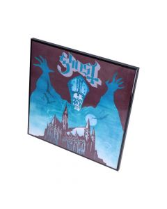 Ghost-Opus Eponymous Crystal Clear Pic 32cm Band Licenses Ghost Artist Collections