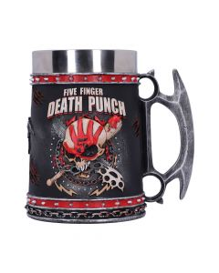 Five Finger Death Punch Tankard 15cm Band Licenses In Demand Licenses Artist Collections