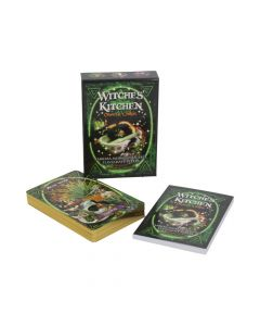 Witches Kitchen Oracle Cards Witchcraft & Wiccan Tarot & Oracle Cards Artist Collections