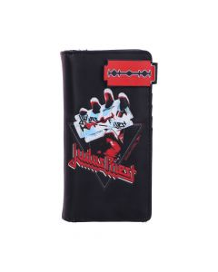 Judas Priest British Steel Embossed Purse 18.5cm Band Licenses Mother's Day Artist Collections