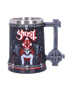 Ghost Papa III Summons Tankard Band Licenses Ghost Artist Collections