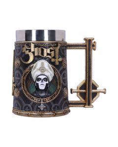 Ghost Gold Meliora Tankard Band Licenses Ghost Artist Collections