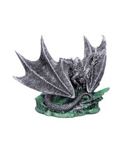 Buran (Silver) 15.5cm Dragons Artist Medium Dragons Artist Collections