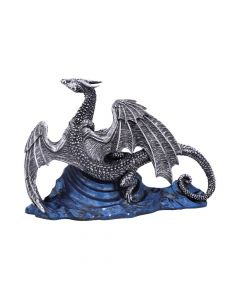 Samoon (Silver) 19cm Dragons Articles en Vente Artist Collections
