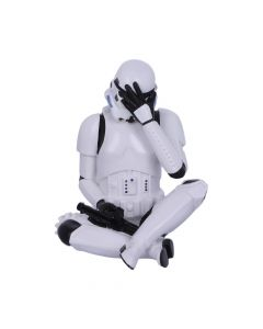 See No Evil Stormtrooper 10cm Sci-Fi In Demand Licenses Artist Collections