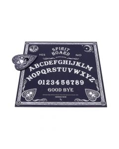 Black and White Spirit Board 38.5cm Witchcraft & Wiccan Spirit Board Premium Range