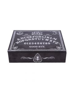 Jewellery Box Black and White Spirit Board 25cm Witchcraft & Wiccan Popular Products - Dark Premium Range