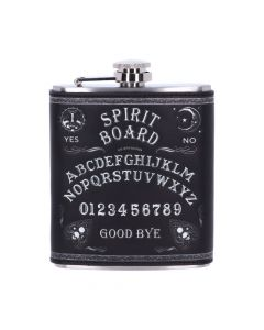 Spirit Board Hip Flask 7oz Witchcraft & Wiccan NN Hipflasks Premium Range