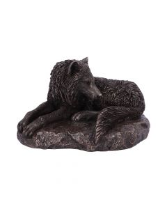 Guardian Of The North Bronze (LP) 19.5cm Wolves New Product Launch Artist Collections
