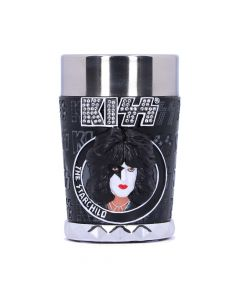 KISS Glam Range The Starchild Shot Glass 8.5cm Band Licenses New Product Launch Artist Collections