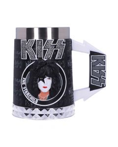 KISS Glam Range The Starchild Tankard 15.5cm Band Licenses New Product Launch Artist Collections