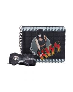 KISS - The Starchild Wallet Band Licenses KISS Artist Collections