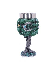 Tree of Life Goblet Witchcraft & Wiccan Gift Ideas Premium Range