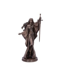 Lady of the Lake (JR) Bronze 24cm Medieval New Arrivals Artist Collections