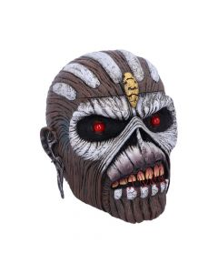 Iron Maiden The Book of Souls Head Box Band Licenses Iron Maiden