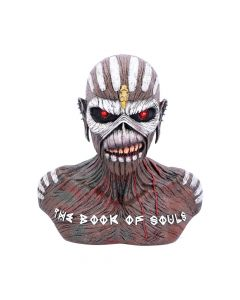 Iron Maiden The Book of Souls Bust Box 26cm Band Licenses New Product Launch Artist Collections