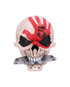 Five Finger Death Punch Skull Box 18cm Band Licenses Gift Ideas Artist Collections